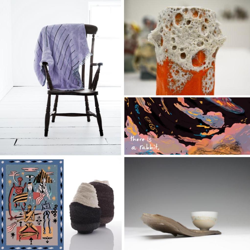 Jane Phillips Award Graduate Showcase 2019, Exhibiting Artists Images